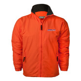 Orange Survivor Jacket-Horizontal Mark