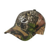 Mossy Oak Camo Structured Cap-SSU