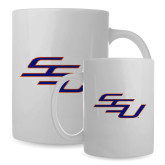 Full Color White Mug 15oz-SSU