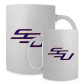 Full Color White Mug 15oz-SSU
