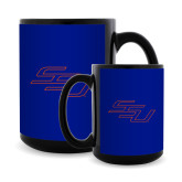 Full Color Black Mug 15oz-SSU