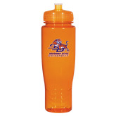 Spectrum Orange Sport Bottle 28oz-Official Logo