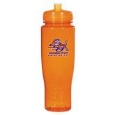 Spectrum Orange Sport Bottle 28oz-Official Logo