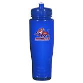 Spectrum Blue Sport Bottle 28oz-Official Logo