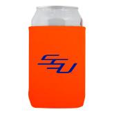 Collapsible Orange Can Holder-SSU