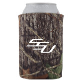Collapsible Mossy Oak Camo Can Holder-SSU