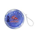 Light Up Blue Yo Yo-Official Logo