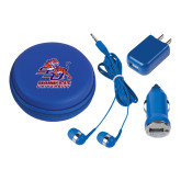 3 in 1 Royal Audio Travel Kit-Official Logo