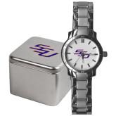 Mens Stainless Steel Fashion Watch-SSU