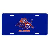 License Plate-Alumni