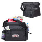 All Sport Black Cooler-Gray Bee Logo