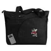 Excel Black Sport Utility Tote-Fighting Bee