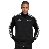 Adidas Black Tiro 19 Training Jacket-St Benedicts Wordmark