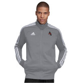 Adidas Grey Tiro 19 Training Jacket-Fighting Bee
