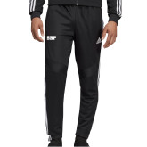 Adidas Black Tiro 19 Training Pant-Athletic Wordmark