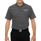 Under Armour Graphite Performance Polo-St Benedicts Secondary Wordmark