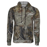 Realtree Camo Fleece Hoodie-St Benedicts Secondary Wordmark