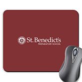Full Color Mousepad-St Benedicts Wordmark