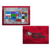 Surface Pro 3 Skin-Boyce Bulldogs w Bulldog Head