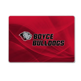 Generic 13 Inch Skin-Boyce Bulldogs w Bulldog Head