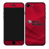 iPhone 7/8 Skin-Boyce Bulldogs w Bulldog Head