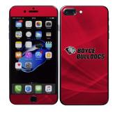 iPhone 7/8 Plus Skin-Boyce Bulldogs w Bulldog Head