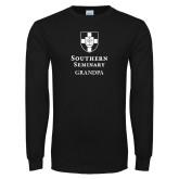 Black Long Sleeve T Shirt-Southern Seminary Grandpa
