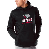 Under Armour Black Armour Fleece Hoodie-Basketball