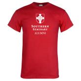 Red T Shirt-Southern Seminary Alumni