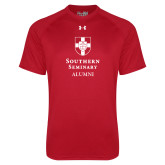 Under Armour Red Tech Tee-Southern Seminary Alumni
