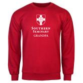 Red Fleece Crew-Southern Seminary Grandpa