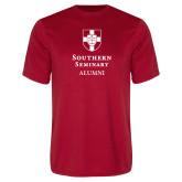 Performance Red Tee-Southern Seminary Alumni