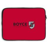15 inch Neoprene Laptop Sleeve-Boyce Primary Mark