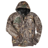 DRI DUCK Cheyenne Realtree Xtra Hooded Jacket-Southern Seminary Vertical