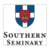 Medium Magnet-Southern Seminary Vertical, 8 inches wide