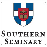 Extra Large Magnet-Southern Seminary Vertical, 18 inches wide
