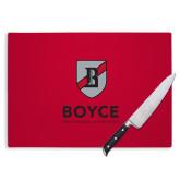 Cutting Board-Boyce Primary Mark Vertical