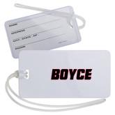 Luggage Tag-Boyce