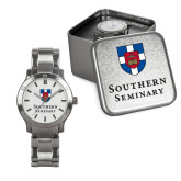 Mens Stainless Steel Fashion Watch-Southern Seminary Vertical