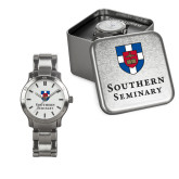 Ladies Stainless Steel Fashion Watch-Southern Seminary Vertical
