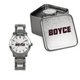 Ladies Stainless Steel Fashion Watch-Boyce
