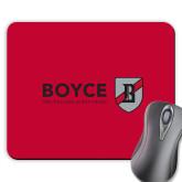 Full Color Mousepad-Boyce Primary Mark