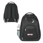The Ultimate Black Computer Backpack-Boyce