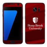 Samsung Galaxy S7 Skin-University Mark Vertical