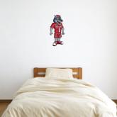 2 ft x 2 ft Fan WallSkinz-Illustrated Soccer Wolfie