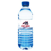 Water Bottle Labels 10/pkg-Wolfie Head and Stony Brook Seawolves