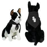Black Pet Bandana-Interlocking SB