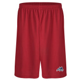 Performance Classic Red 9 Inch Short-Wolfie Head