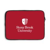 13 inch Neoprene Laptop Sleeve-University Mark Vertical