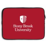 15 inch Neoprene Laptop Sleeve-University Mark Vertical